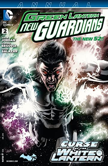 Green Lantern: New Guardians (2011-2015) #2: Annual