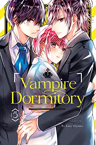 Vampire Dormitory Tome 5
