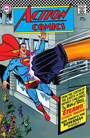 Action Comics (1938-2011) No.343