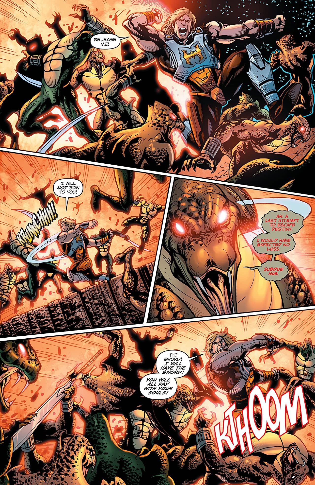 He-Man and the Masters of the Universe (2013-2014) #12