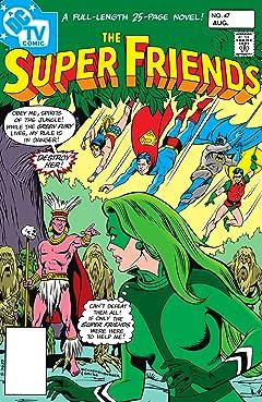 Super Friends (1976-1981) #47