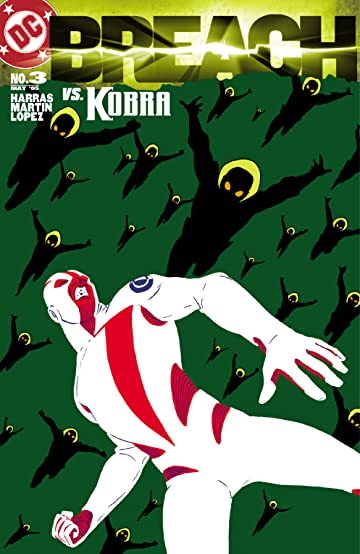 Breach (2005-2006) #3