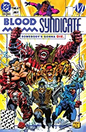 Blood Syndicate (1993-1995) #4
