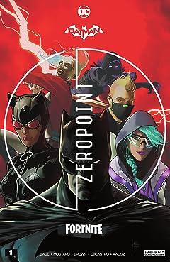 Batman/Fortnite: Zero Point (2021) *NO FORTNITE CODE* No.1