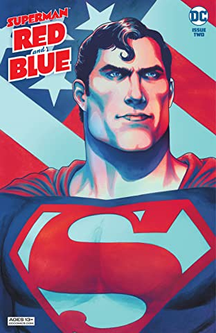 Superman Red & Blue (2021-) #2