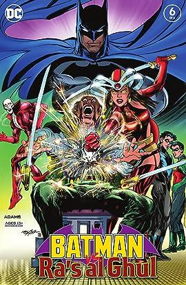 Batman Vs. Ra's Al Ghul (2019-) #6
