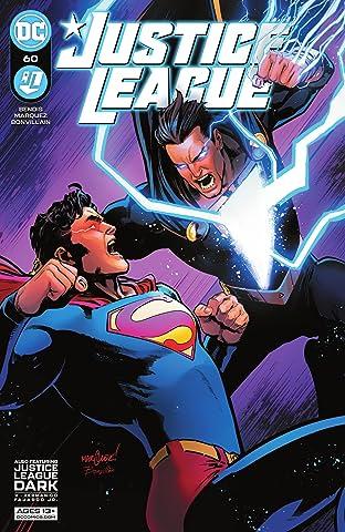 Justice League (2018-) No.60