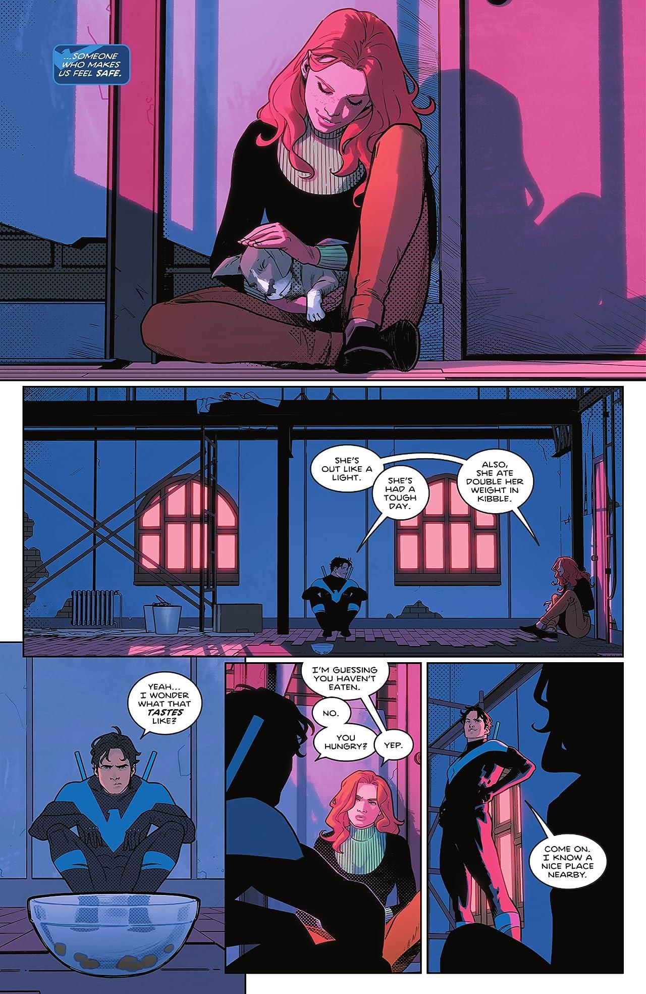 Nightwing (2016-) #79