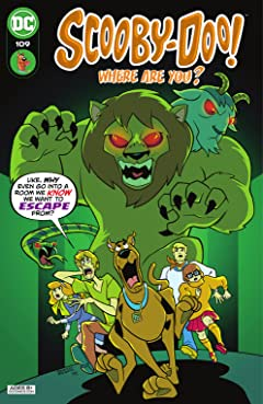 Scooby-Doo, Where Are You? (2010-) No.109