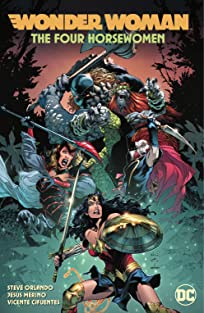 Wonder Woman (2016-) Vol. 4: The Four Horsewomen