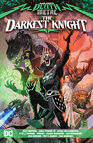 Dark Nights: Death Metal (2020-): The Darkest Knight