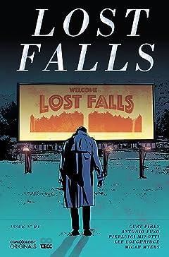 Lost Falls (comiXology Originals) No.1