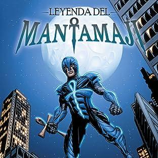 Leyenda Del Mantamaji Vol. 01: Leyende Del Mantamaji: Primer Libro