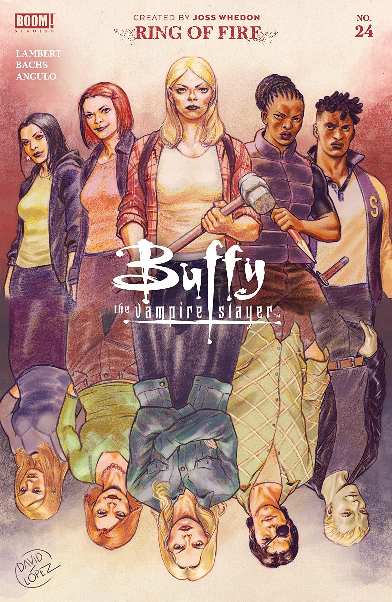 Buffy the Vampire Slayer No.24
