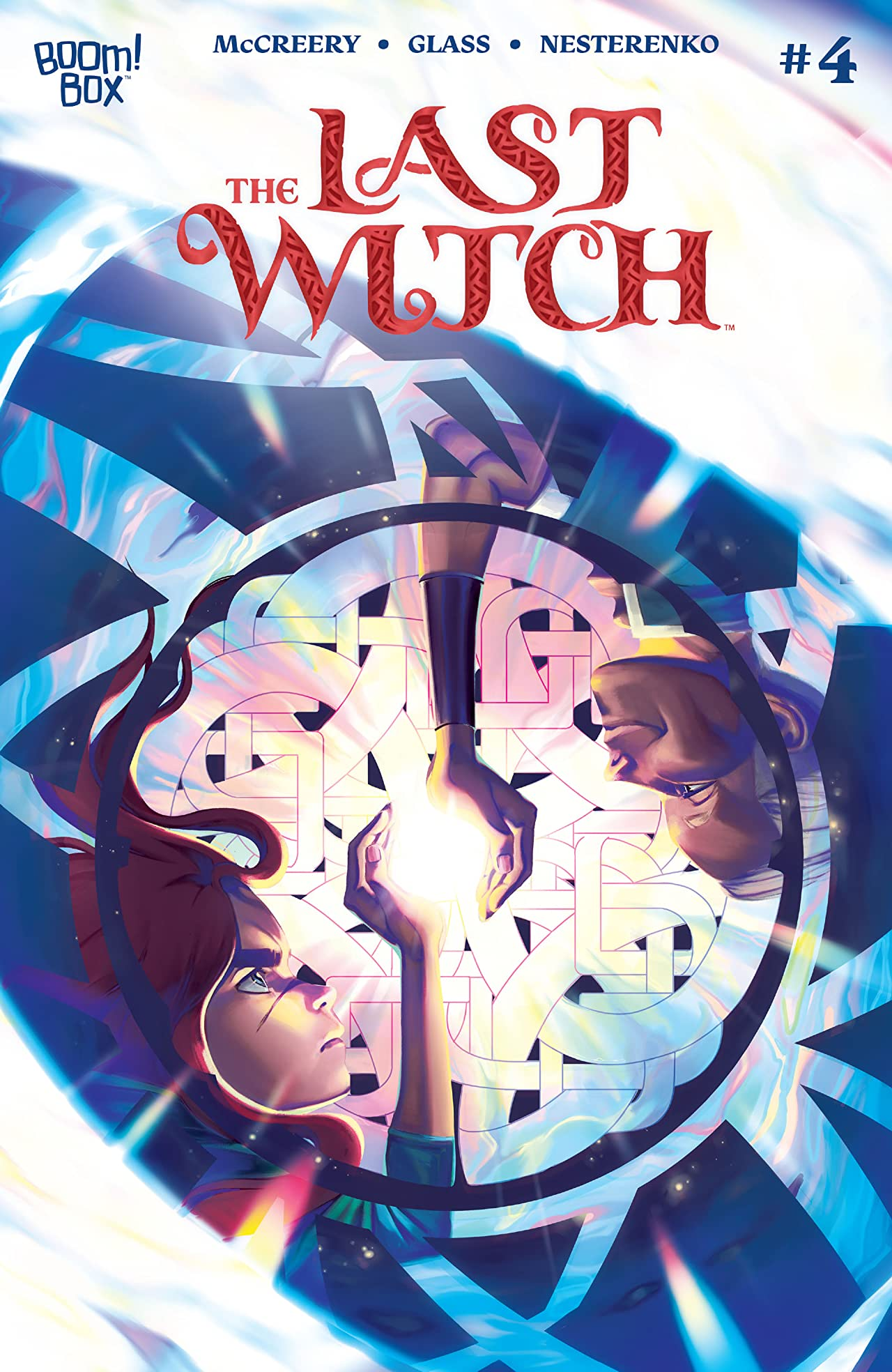 The Last Witch No.4