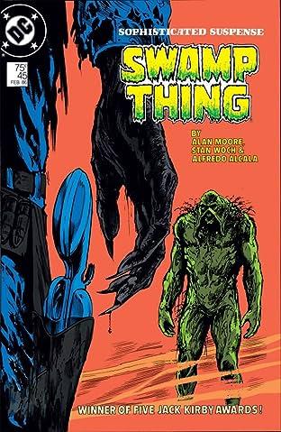 Swamp Thing (1982-1996) No.45