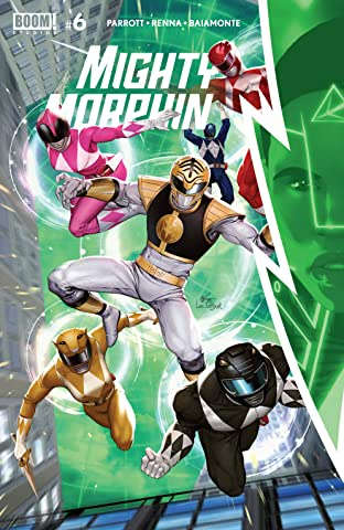 Mighty Morphin No.6