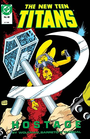 The New Teen Titans (1984-1996) #48