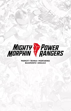 Mighty Morphin / Power Rangers Limited Edition Vol. 1