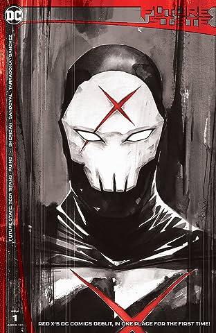 Future State (2021-) #1: Teen Titans – Ruins