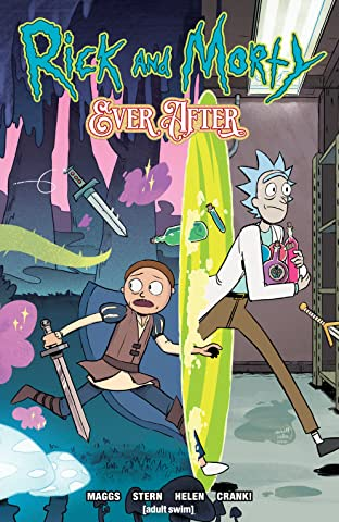 Rick and Morty Ever After Vol. 1