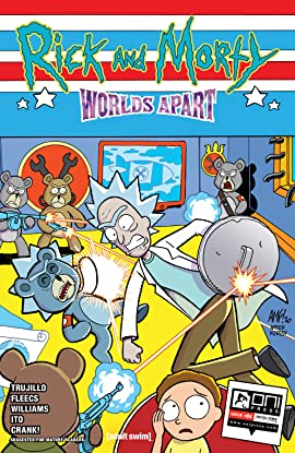 Rick and Morty #4: Worlds Apart
