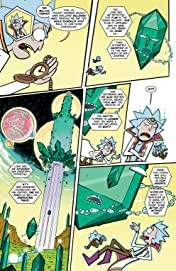 Rick and Morty No.4: Worlds Apart