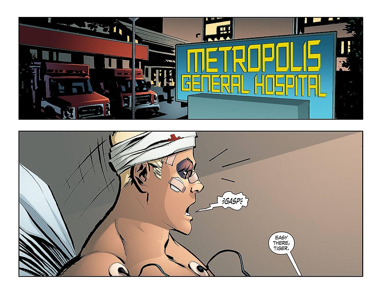 Smallville: Lantern #8