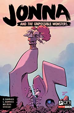 Jonna and the Unpossible Monsters #3