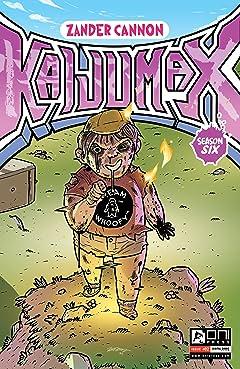 Kaijumax Season 6 #2