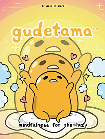 Gudetama: Mindfulness for the Lazy