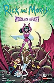 Rick and Morty No.3: Worlds Apart