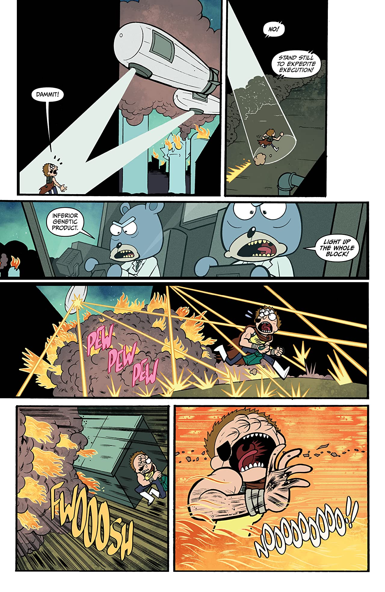 Rick and Morty #3: Worlds Apart