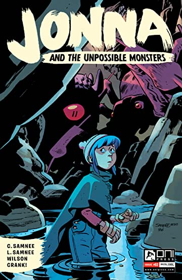 Jonna and the Unpossible Monsters #2