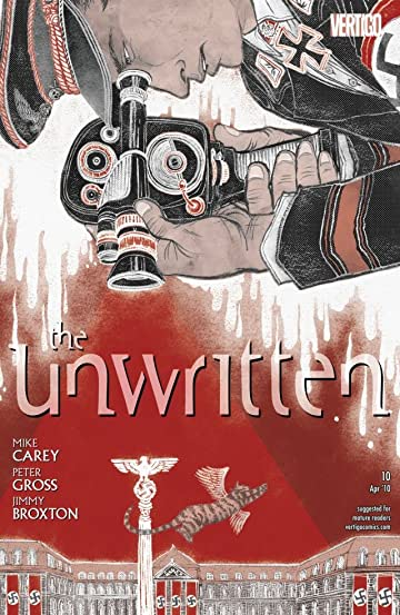 The Unwritten #10