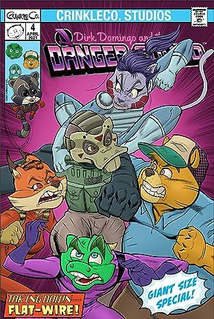 The Danger-Squad #4