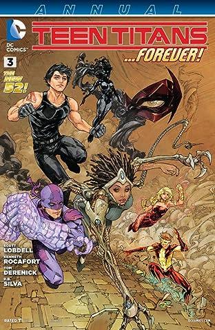 Teen Titans (2011-2014) #3: Annual