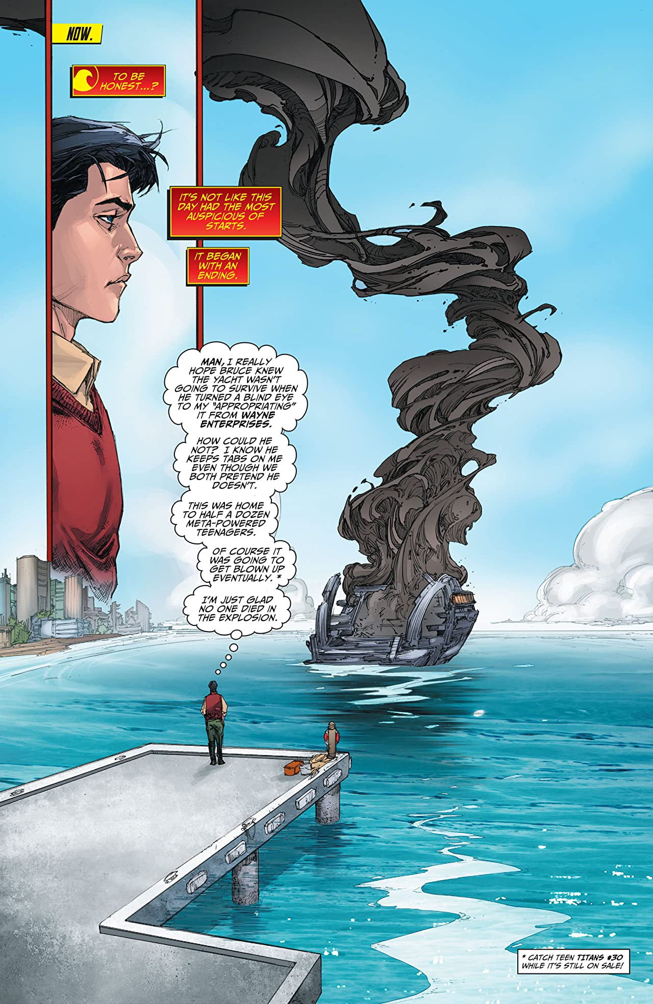 Teen Titans (2011-2014): Annual #3