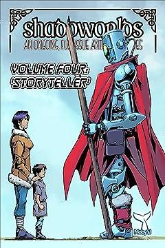 ShadoWorlds Vol. 4: Storyteller