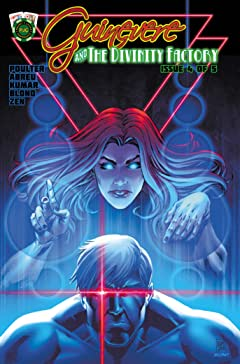 Guinevere and the Divinity Factory #4