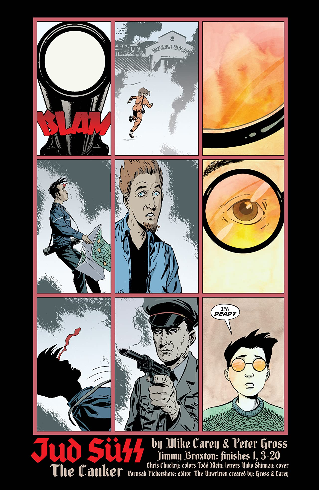 The Unwritten #11