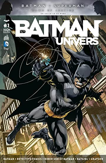 Batman Univers Tome 1