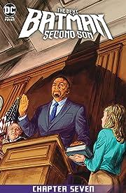 The Next Batman: Second Son (2021-) #7