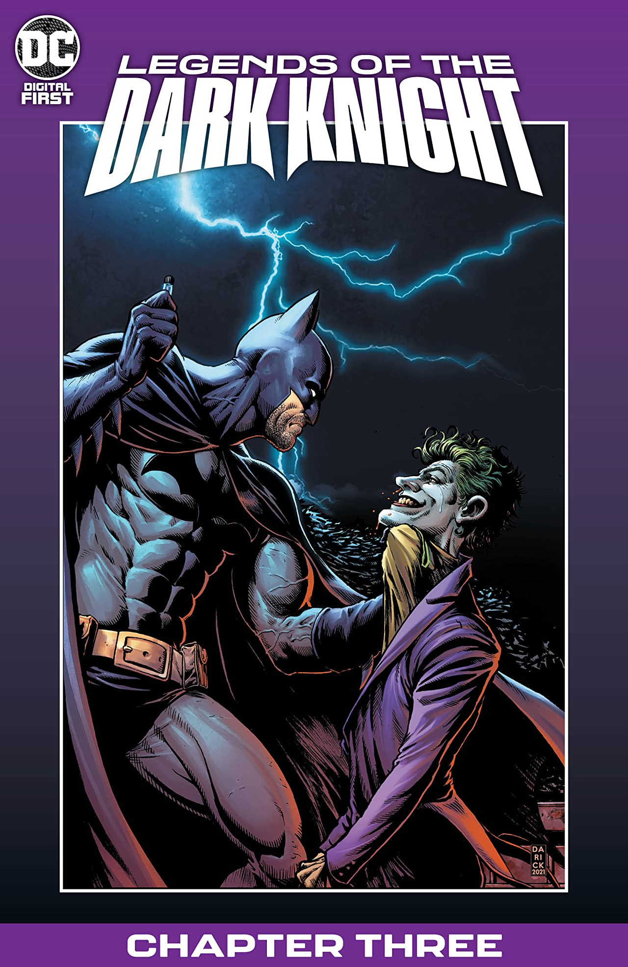 Legends of the Dark Knight (2021-) #3