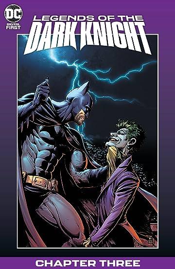 Legends of the Dark Knight (2021-) No.3