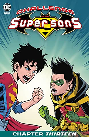 Challenge of the Super Sons (2020-) #13