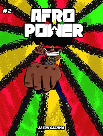 Afro Power No.2