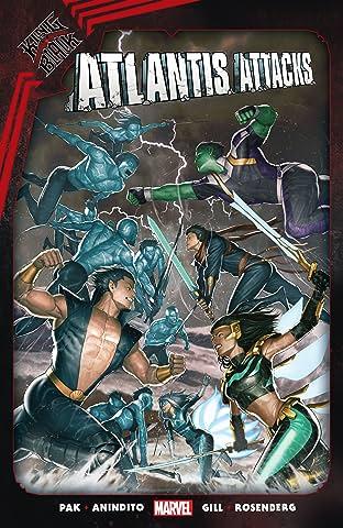 King In Black: Atlantis Attacks