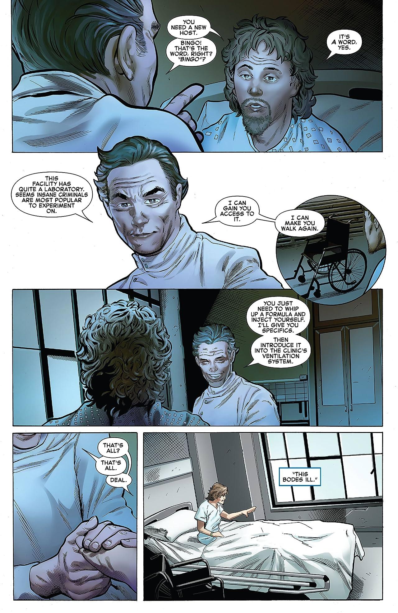 Symbiote Spider-Man: King In Black