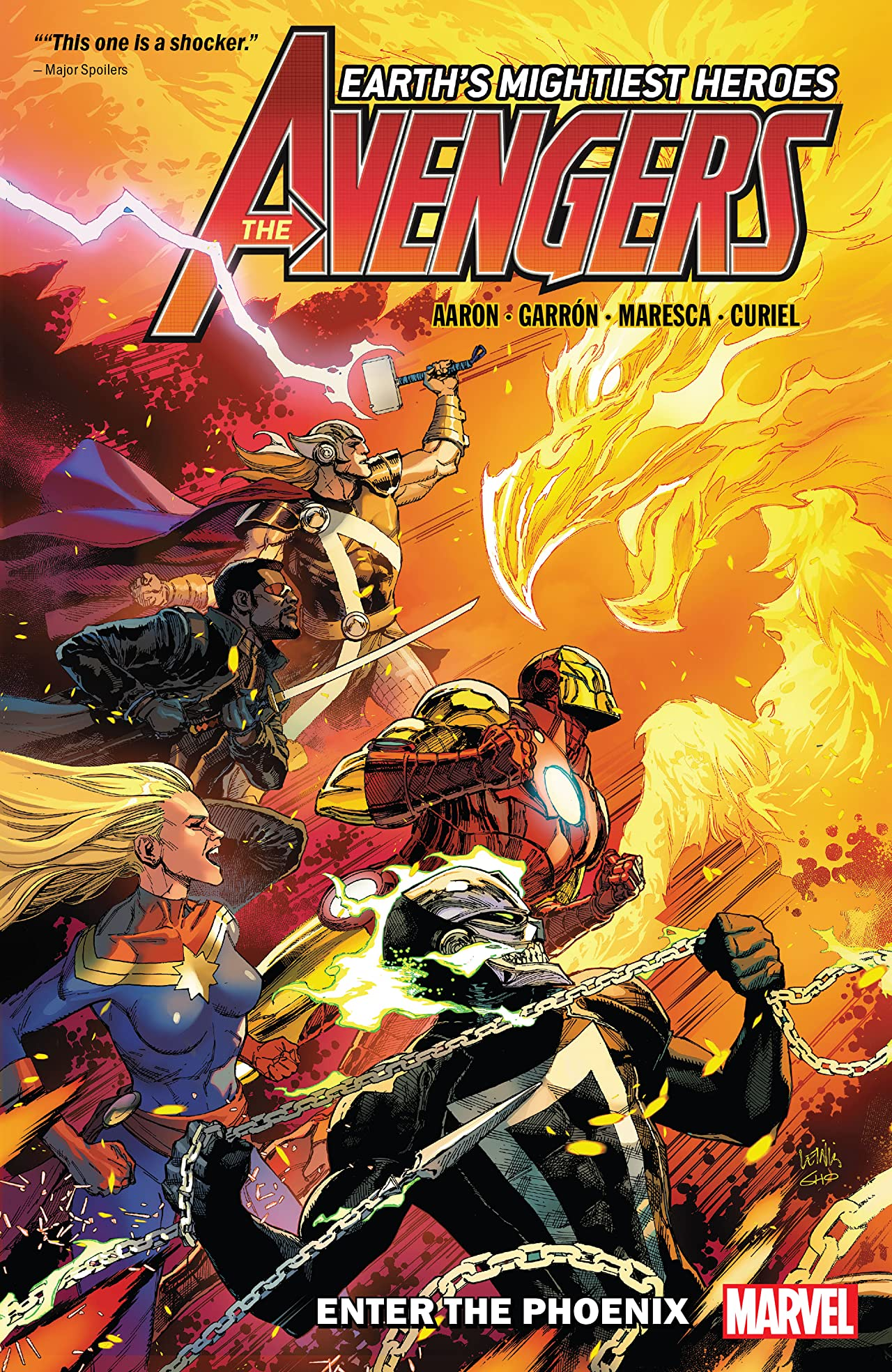 Avengers By Jason Aaron Vol. 8: Enter The Phoenix